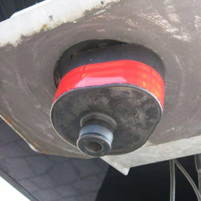 Andis 1100 King Pin Lock Trailer Security Maple Fleet