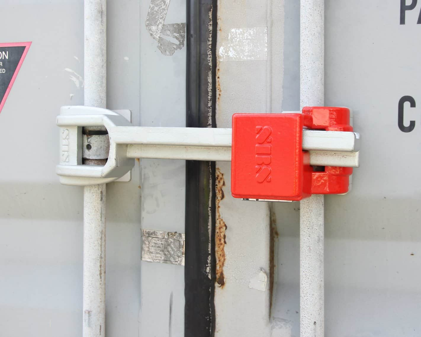 Heavy Duty Ccl Container Door Lock Maple Fleet Services