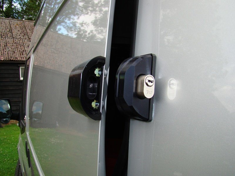 Armourshell High Security Van Lock Maple Fleet Services