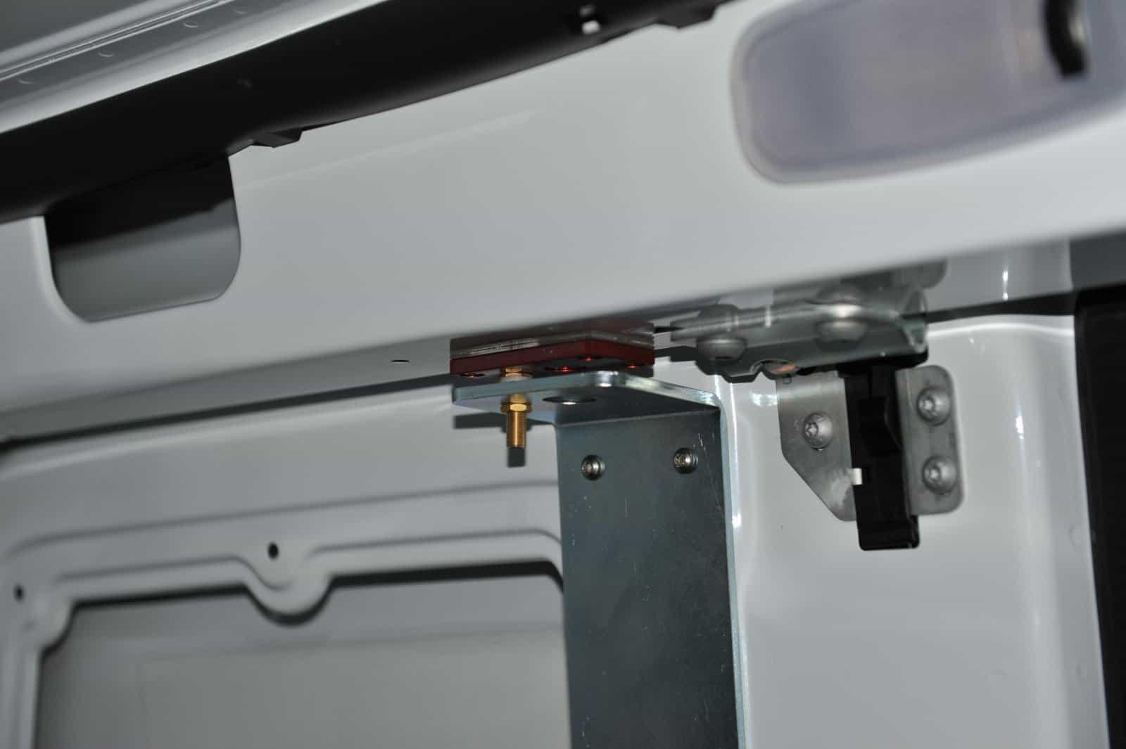 Van Iq Ultimate Van Lock Maple Fleet Services