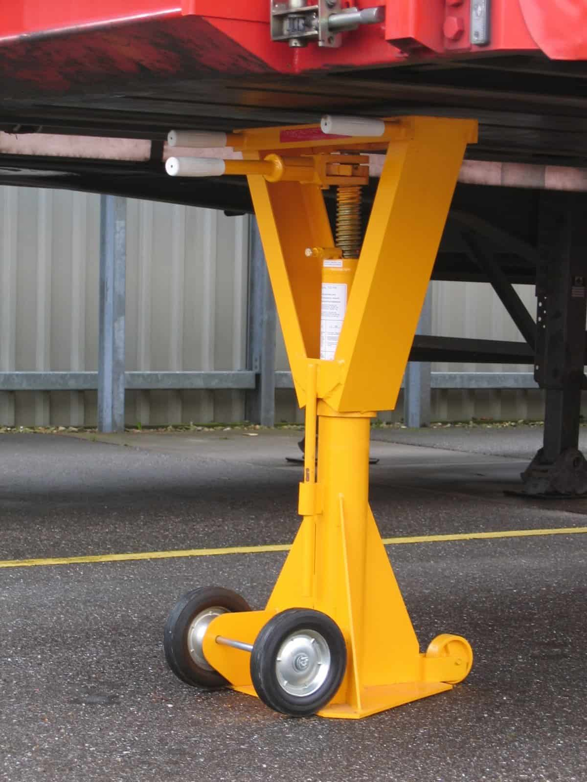 Trailer Supports